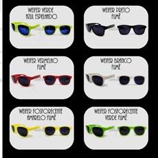 49bb11ad0128e Oculos Fantasia Escuro Rayban 6 Unidades