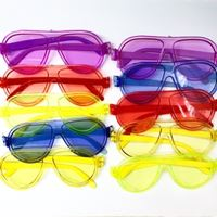 Óculos Colorido Rayban  c/ lente 10 Unidades