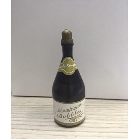 Bolinhas de Sabão em Formato de Champagne  Caixa c/ 24 unidades