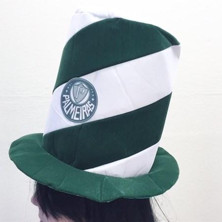 Cartola Palmeiras Veludo