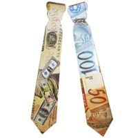 Gravata Cartonada Dinheiro c/ 10 unidades