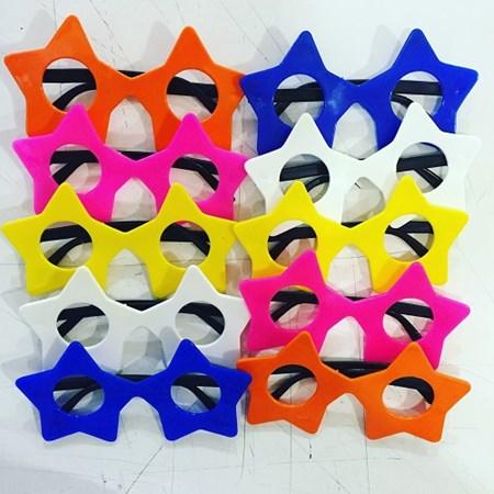 Óculos Estrela c/ 10 unidades