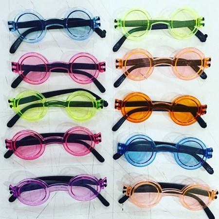 Óculos Redondo c/ Lente 10 unidades