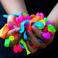 Balão Latéx Colorido Sortido Neon 30 Unidades