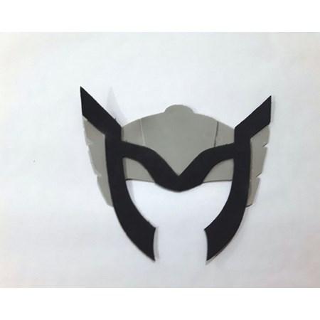 Mascara Thor c/ 4 unidades