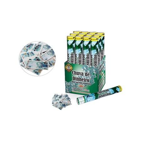 Lança Confetes Chuva de Dinheiro 1 unidade