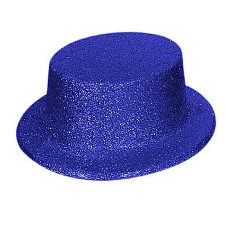 Chapéu de gliter