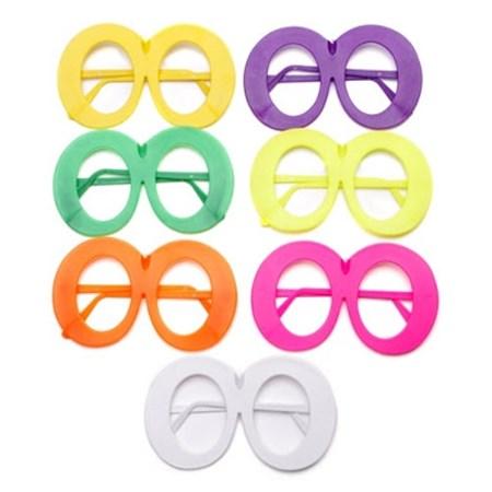 Óculos Zóião sem Lente c/ 10 Unidades