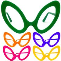 Óculos E.T Colorido sem Lente 10 Unidades