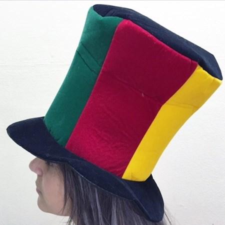 Cartola Reggae Veludo