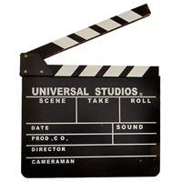 Claquete de Cinema para Fotos e Festas