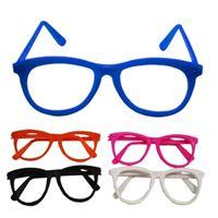 Óculos Nerd Colorido sem Lente 10 unidades
