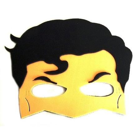 Mascara Super Man c/ 4 Unidades