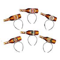 Tiara cerveja Cartonada 6 Unidades